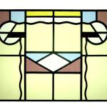 Glas in lood raamhanger
