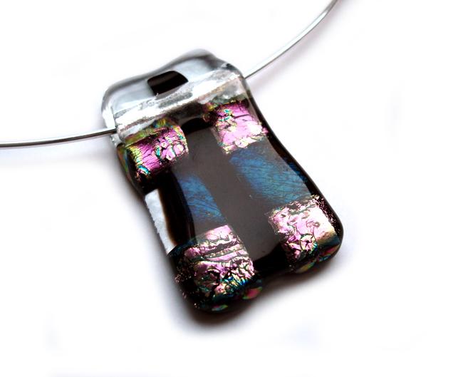 Glashanger-dichroide-paars