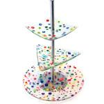 etagere millefiori glaskunst