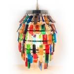 glasfusing lamp glaskunst