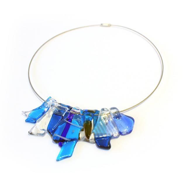 """Glasfusing sieraden - Bekijk """"Gefusede"""" Sieraden van Glas >"""
