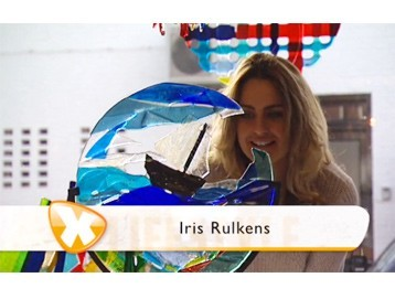 rtl 4 lifestylexperience plus glaskunst romy westerhof