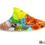 glazen schalen glaskunst glasfusing